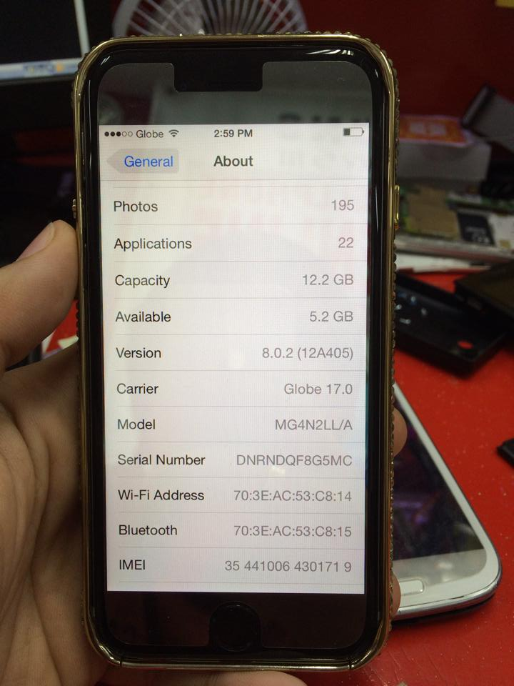 unlock at&t iphone 5 with imei number