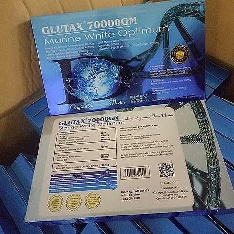 For Sale GLUTAX 70000GM Marine White Optimum
