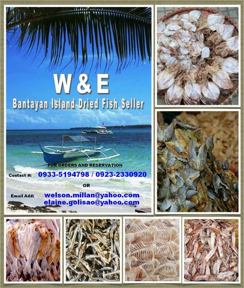 BUWARAN | Philippines Best Dried Fish Supplier in-taw'n: Product Gallery