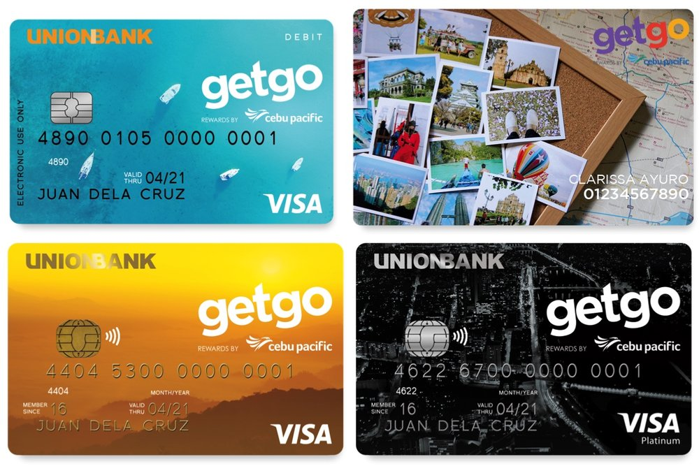 #FlyForFreeFaster with the newest fleet of cards by GetGo ...