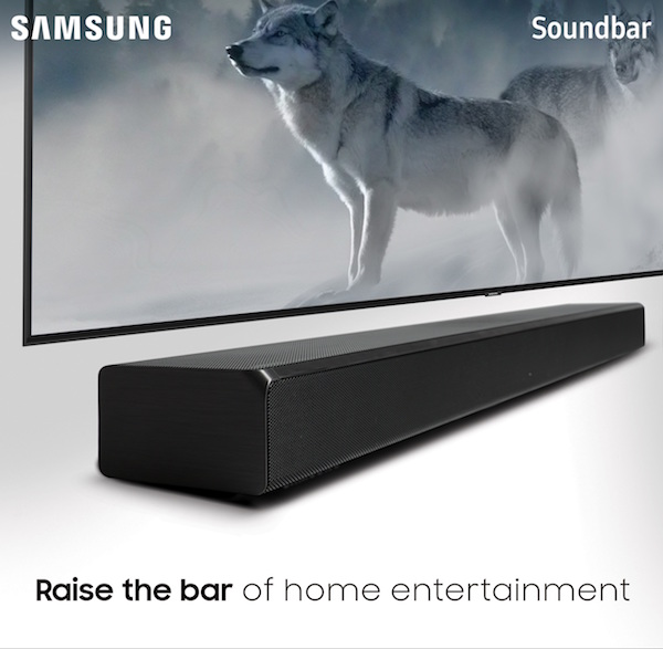 ... package by taking home your very own Samsung Soundbar through its  nationwide promo until September 17. Samsung is offering discounts of as  much as 40% ... 859d7699e637
