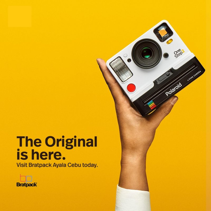 Polaroid Originals The Leading Authority In Analog Instant Photography Steps Into Thriving City Of Cebu Philippines This July 2018